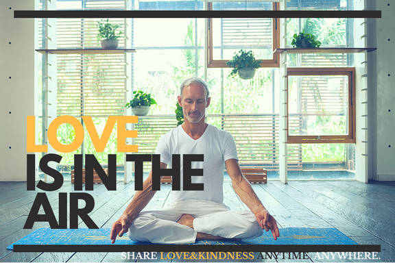 BLOG | Love is in the Air - My Valentine Meditation Gift