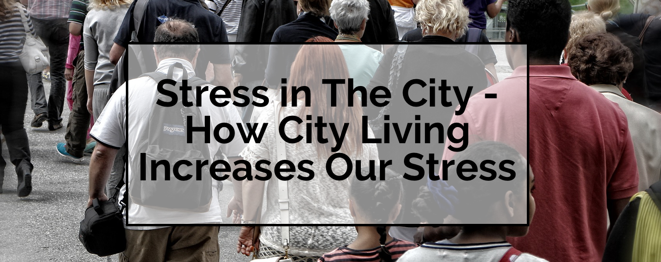 BLOG | STRESS IN THE CITY: HOW CITY LIVING AFFECTS OUR STRESS LEVELS