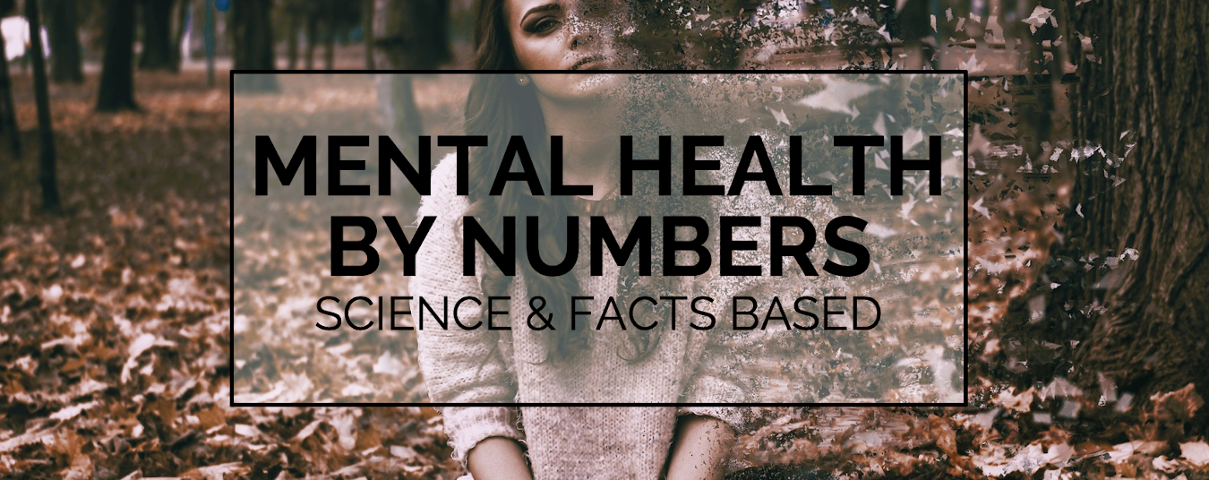 BLOG | MENTAL HEALTH BY NUMBERS